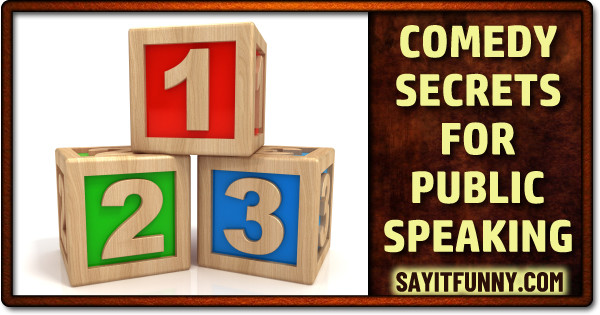 create speech from scratch